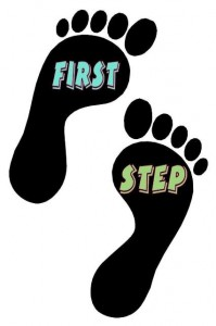 First Step Logo web size