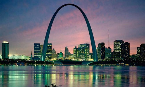Gateway Arch National Monument