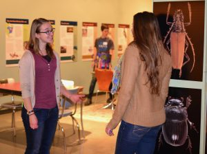 geologist talks to teen about mars