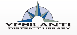 MI Steam Cafe Ypsilanti Library Logo Screenshot